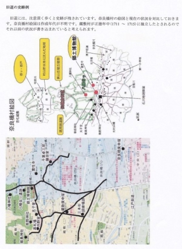 東大和の古道資料3