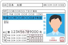 20180801運転免許証