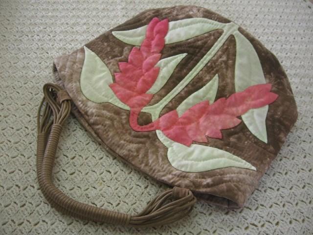 シェルジンジャーのバッグ