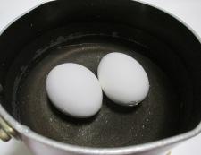 鶏手羽元の甘辛煮 【下準備】①