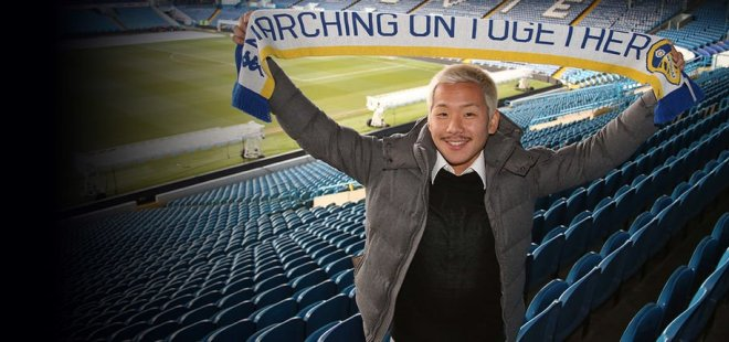 Leeds United have signed Japanese midfielder Yosuke Ideguchi from Gamba Osaka on a 4-year deal