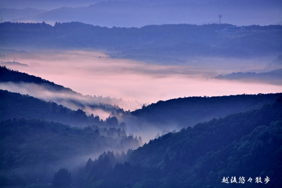 2018.05.17朝霧の流れ