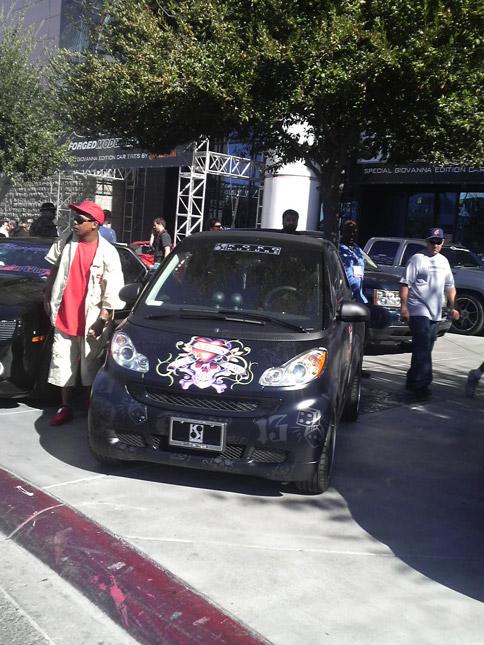 世界最大の自動車ショー【SEMA SHOW】セマショー