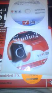 Total Studio Bundle 2 disk