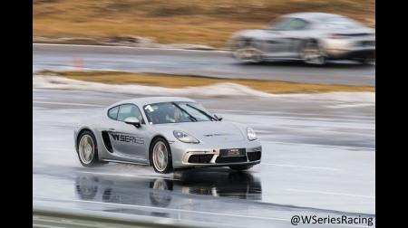 Wシリーズのトライアウトで選考落ちしたドライバーたちが不満