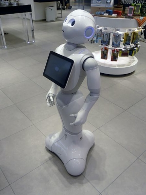 450px-SoftBank_pepper.jpg