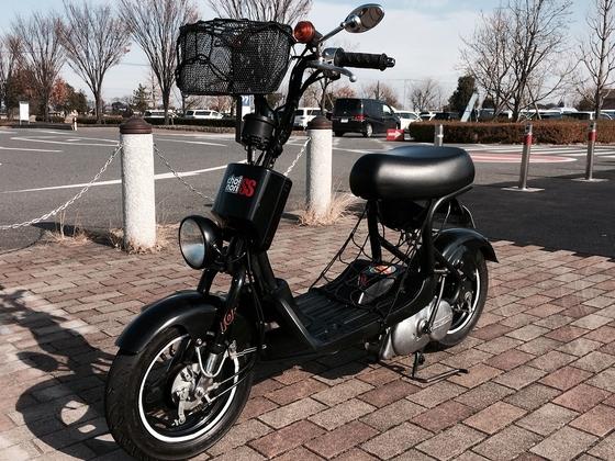 The Suzuki Choi Nori SS courtesy of Hachimaru's Blog.