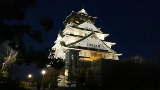 ばいりん! 大阪城梅林 2019 Part6 大阪城天守閣