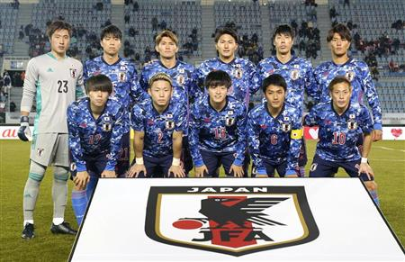 you are the Japan coach, but you can only select players from the J League
