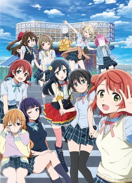 Love Live! Nijigasaki High School Idol Club Anime's Video Reveals October 3 Premiere