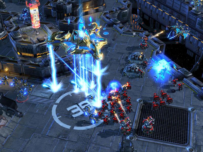 StarCraft II(スタークラフト2) Blizzardが新作発表 - MMOfan