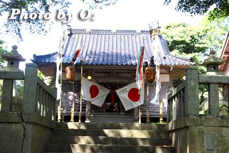 上ノ国町 砂館神社本祭 2009
