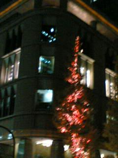 丸ビルクリスマス