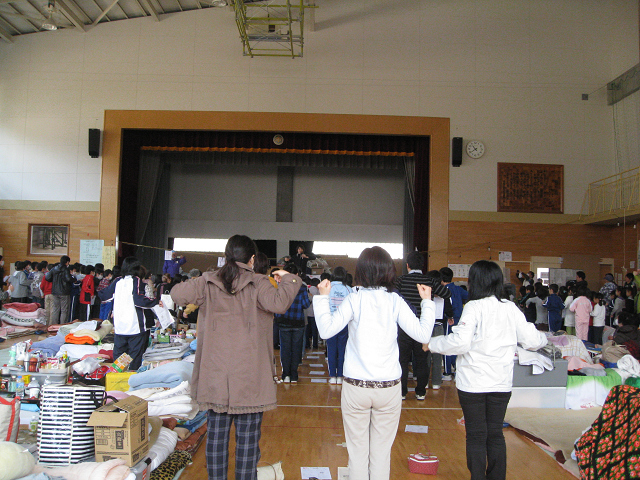 音龍日記2 演奏(4)吉里吉里小學校 公演