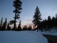 bunny flat sunset 040710