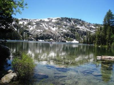 Castle lake 070410-3