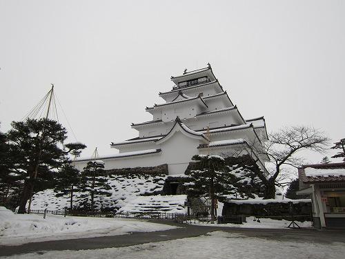 鶴ヶ城 3
