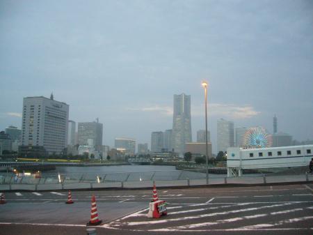 横浜クルージング1