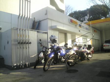 am7:00 バイク