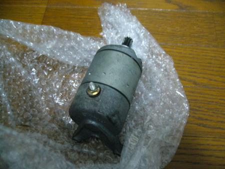 3WP用セルモーター 1