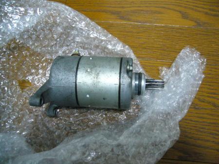 3WP用セルモーター 2