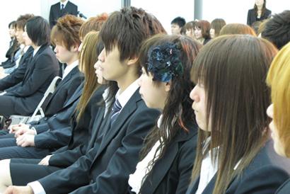 入学式 2009