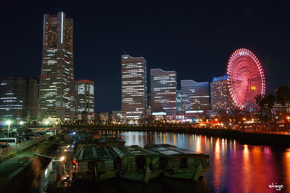 みなとみらい夜景 5 | 七彩PHOTO