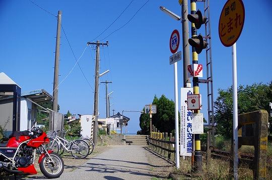越中国分駅 1