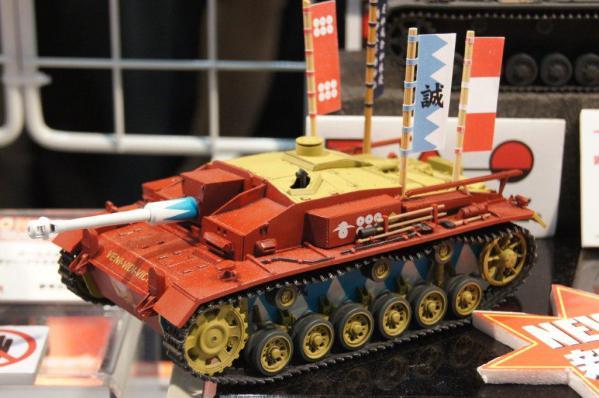 《少女與戰車》動畫BD全卷送四號坦克模型 ★ACG(〞︶ 〝*)頹廢站★彡