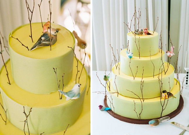 Bird Cake Decorations Angry Birds Theme Birthday Party