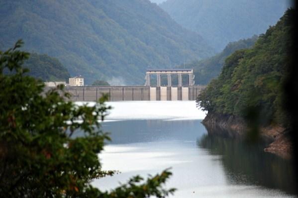 「八久和ダム」の画像検索結果