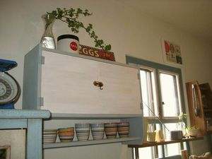 キッチン小棚