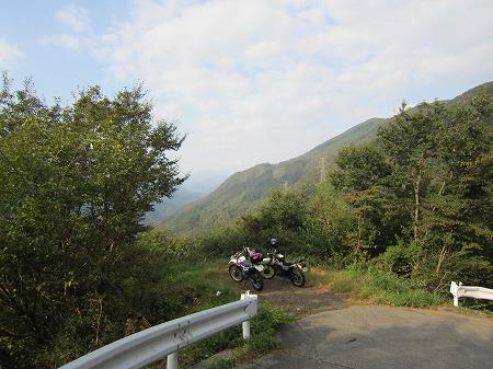 野原林道 2