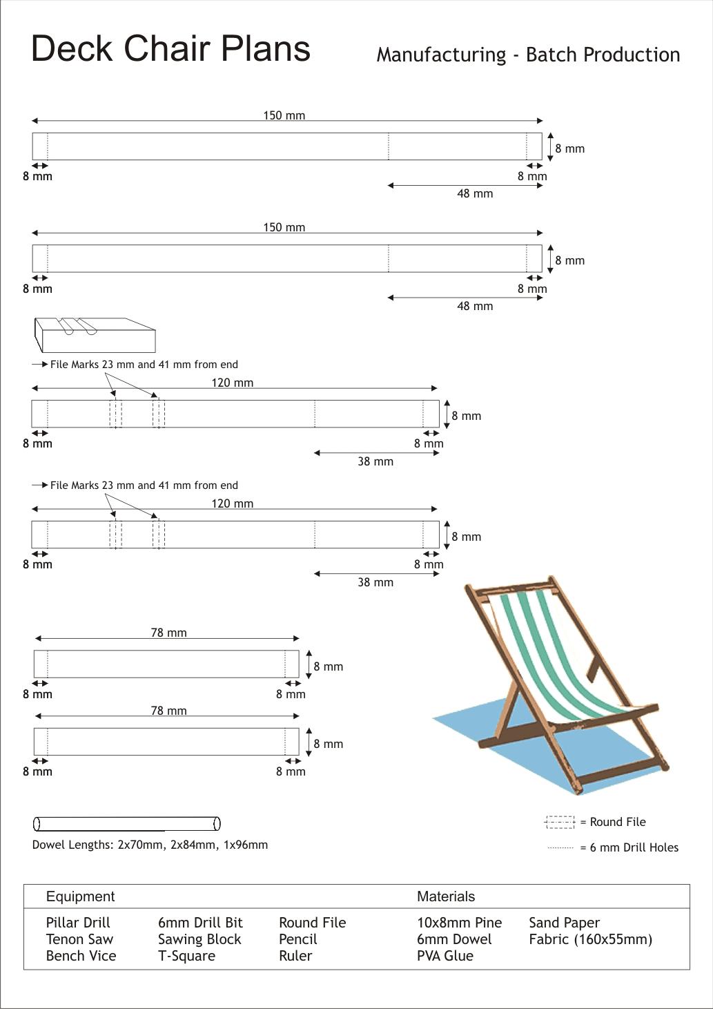 Build DIY Beach chair plans free PDF Plans Wooden free ...