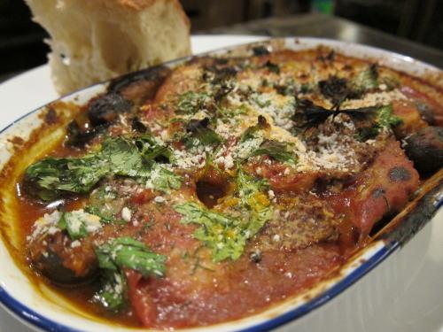 手羽先のトマト煮