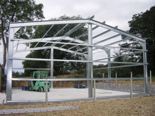 Steel Shed Plans How To Build DIY By 8x10x12x14x16x18x20x22x24 Blueprints Pdf Shed