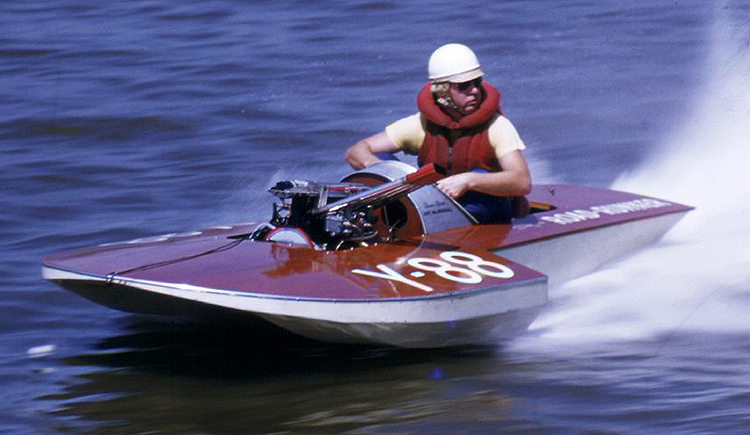 Hydroplane Boat Plans
