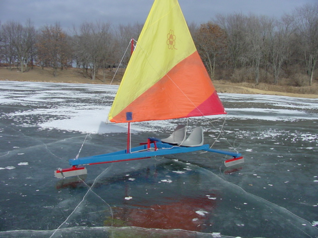 Ice Boat Plans Free