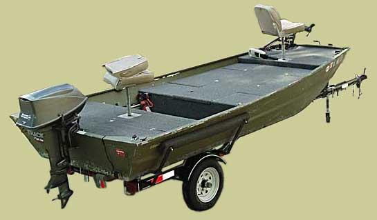 Jon Boat Conversion Plans