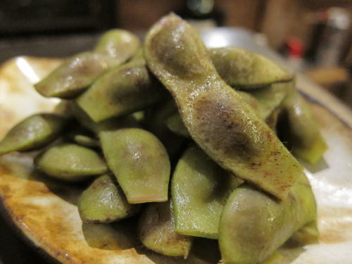 丹波産黒枝豆
