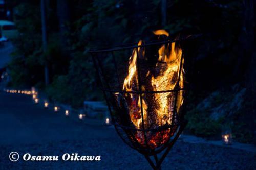 かがり火コンサート 2012 かがり火