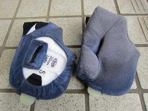 ヘルメット洗濯 5