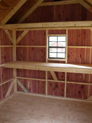 Shed Work Bench Tips On How To Build Your Own Shed