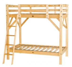 plans to build a bunk bed