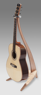 Guitar Stand Free Plans Easy DIY Woodworking Projects
