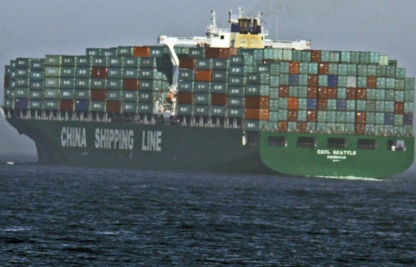 A NEW ERA BEGINS FOR LARGE CONTAINER VESSELS ....