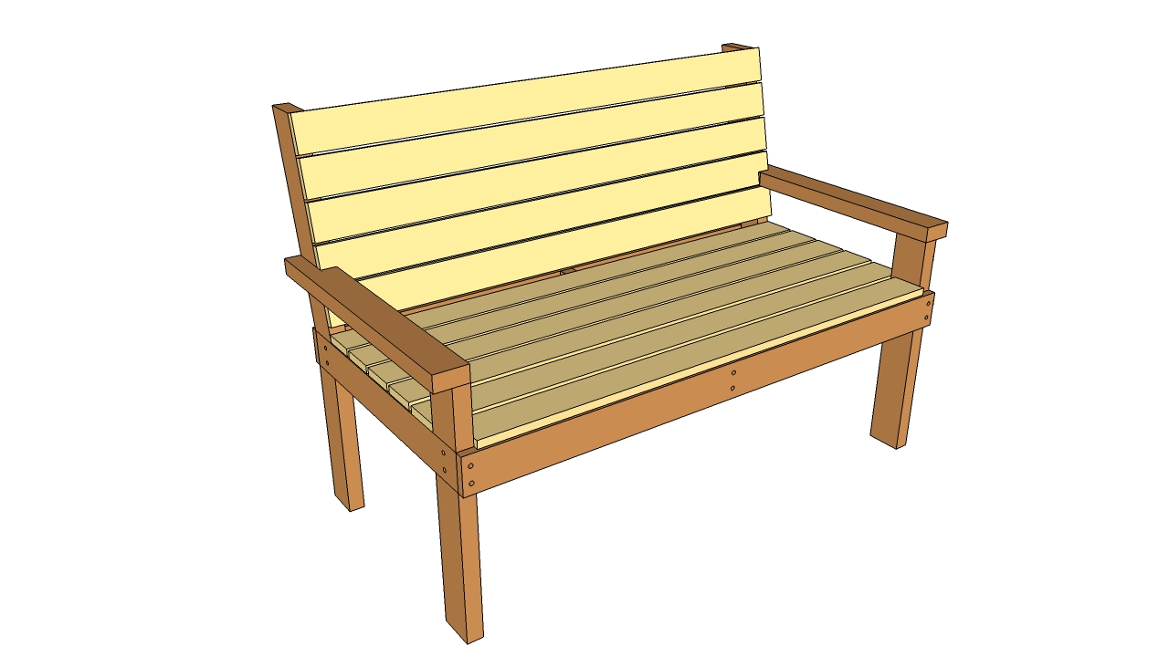 Build Diy Bench Instructions Wood Pdf Plans Wooden Wooden