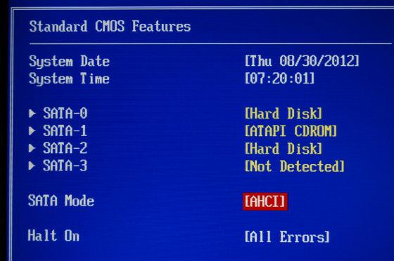 パソコン修理日誌 Dell VOSTRO 220S SSD RAID化