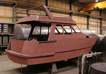 Runabout Boat Plans – Getting Started Building a Motor Boat ...
