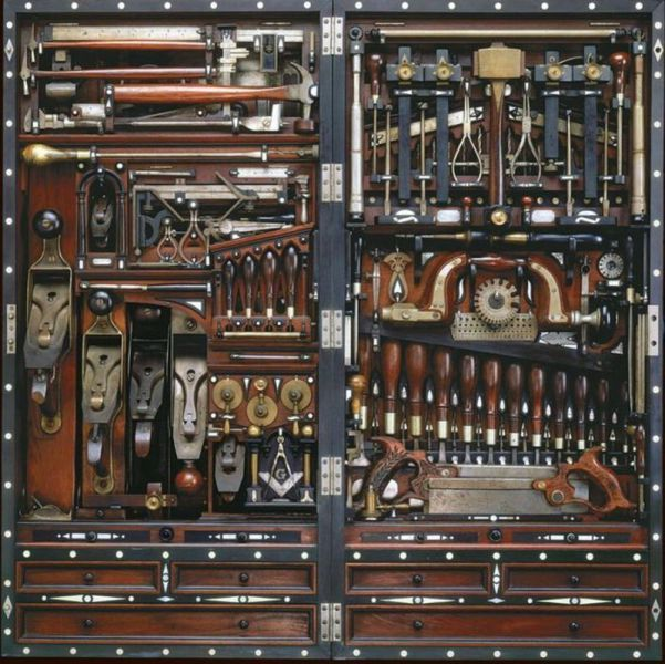 woodworking kit